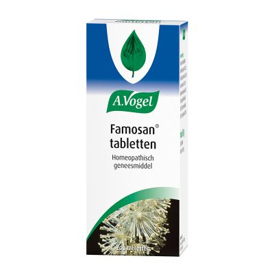 A.Vogel Famosan tabletten | Homeopathie