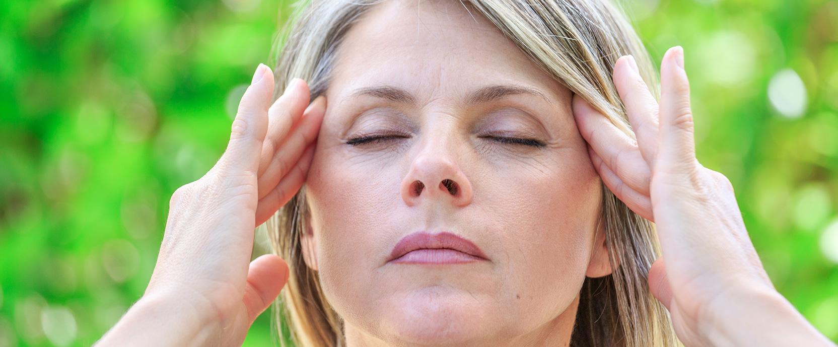 overgang en hoofdpijn