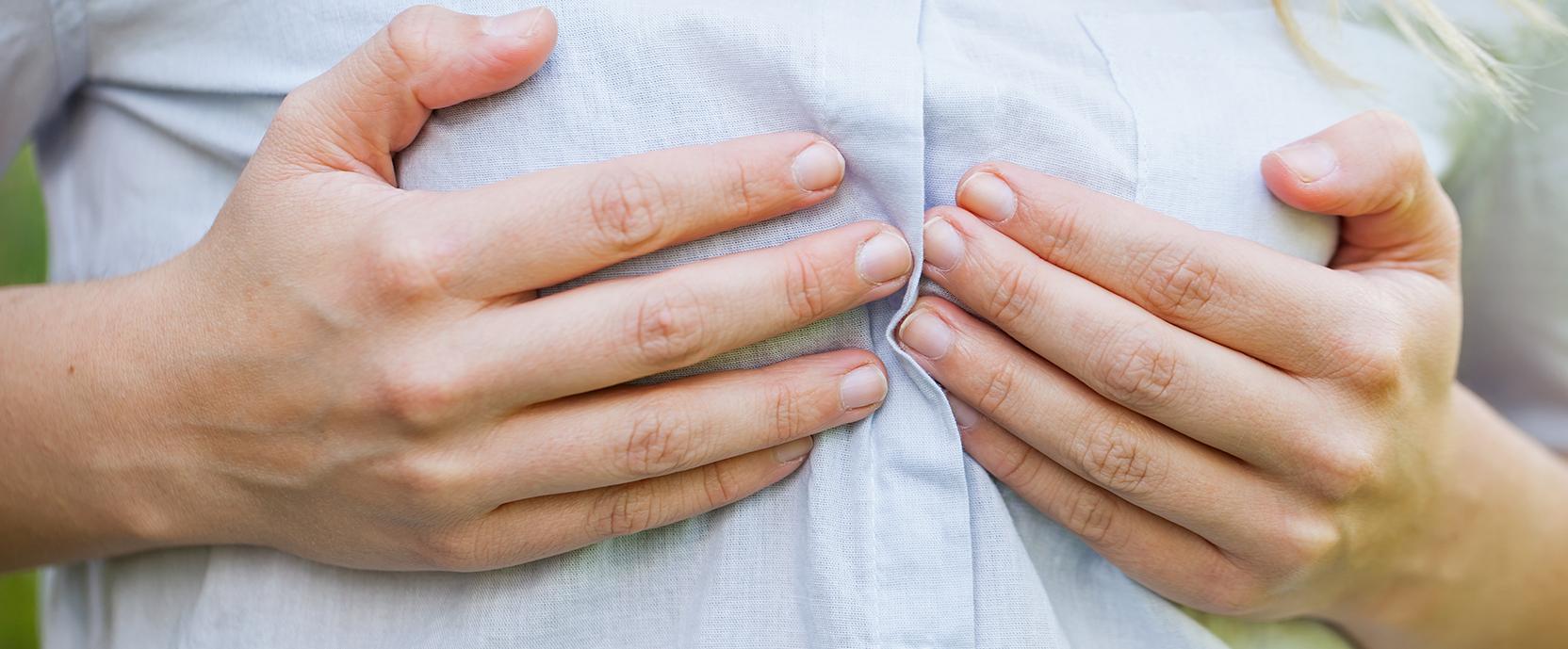 Gewrichtspijn handen overgang