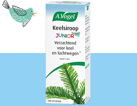 Keelsiroop Junior